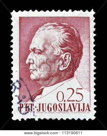 Yugoslavia 1968