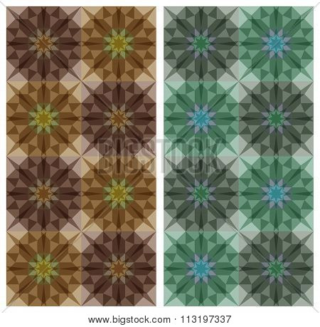 Seamless Texture Of Parquet