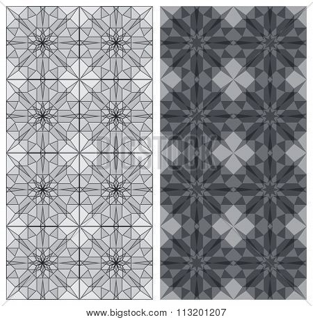 Seamless Parquet Texture Or Tissue Vector