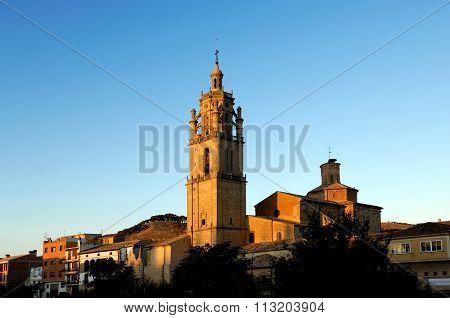 Los Arcos, Navarra, Spain