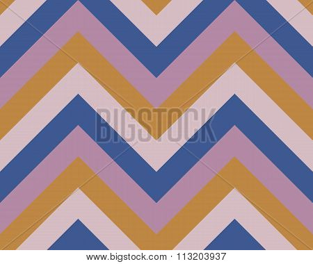 Seamless geometric strip pattern. Stripy texture. Zig-zag line background. Diagonal strips. Soft, bl