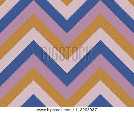 Seamless geometric strip pattern. Stripy texture. Zig-zag line background. Diagonal strips. Soft, bl