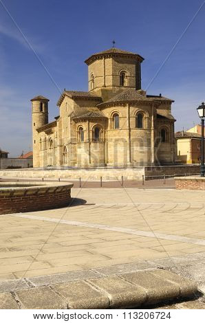 San Martin De Tous, Fromista, Spain