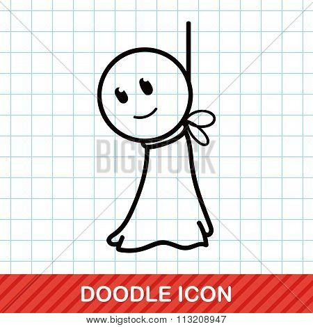 Sunny Doll Doodle