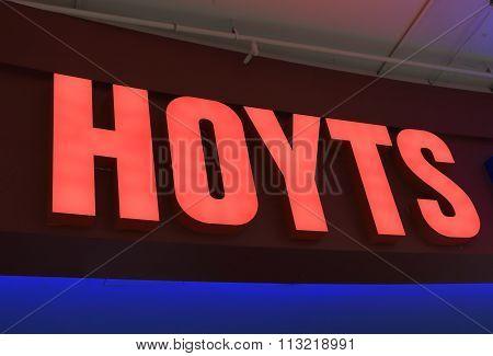Hoyts movie cinema