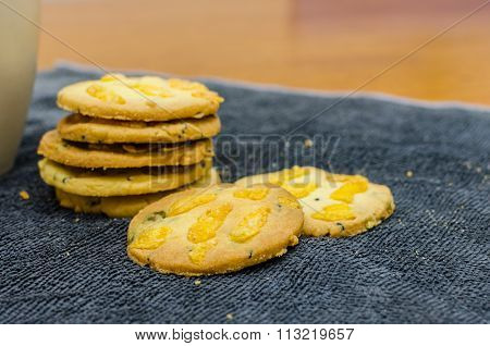 delicious homemade cookies