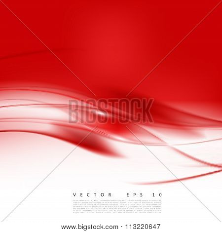 Red background curve.