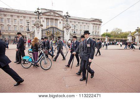 Men In Bowler Hats