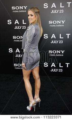 Kristin Cavallari at the Los Angeles Premiere of