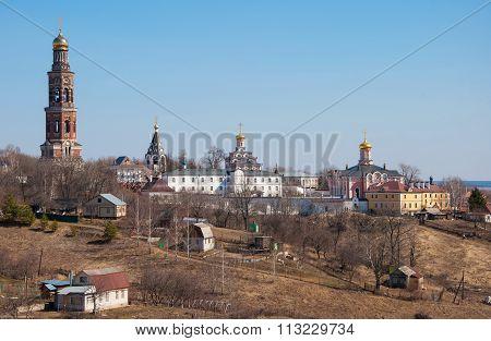 Monastery in Ryazan