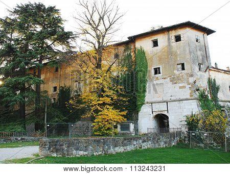Gradisca D'isonzo Castle