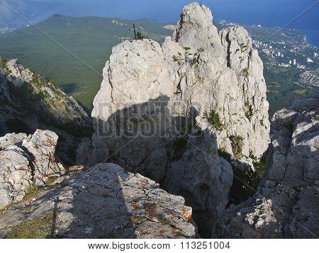 Hill I-Petri, Crimea, Ukraine
