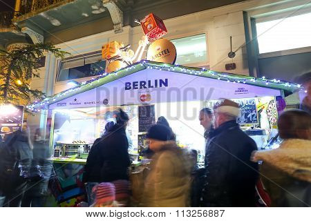 Thematic Food Stand