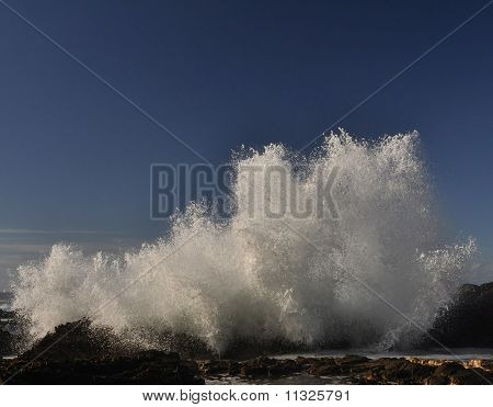 Sea off The Cape Of Storms