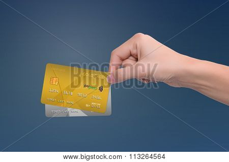 Gold And Silver Credit Cards