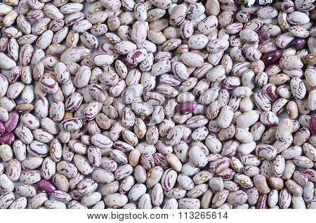 Close-up Of Kidney Beans