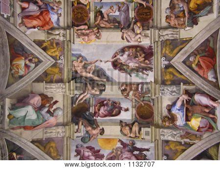 Bóveda de la Capilla Sixtina