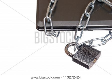 Laptop In The Chain