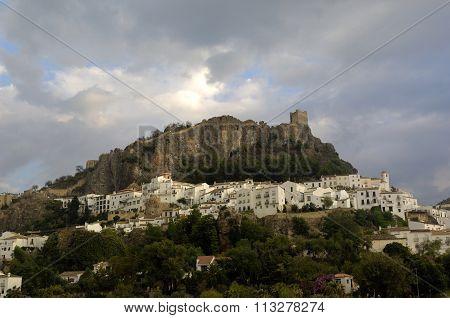 Zahara De La Sierra, Cadiz Province, Andalucia