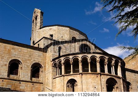 Cathedral Of La Seu D'urgell, Lerida Province,catalonia, Spain