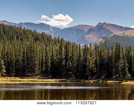 Echo Lake & Mt. Evans