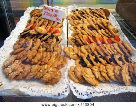 Traditional Pastry