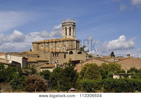 La Pera, Baix Emporda, Girona, Spain