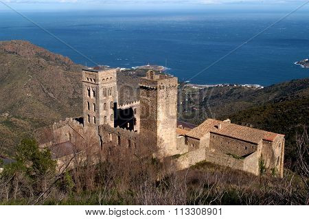 Sant Pere De Rodes, Monastery, Girona,spain