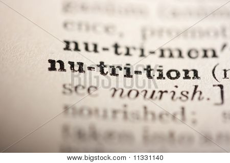 Word Nutrition