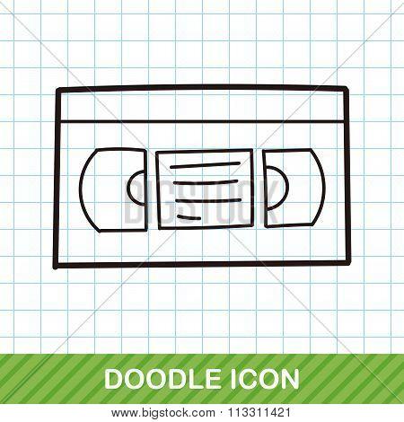 Video Tape Doodle