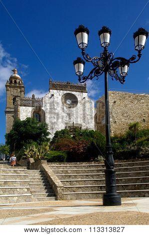Church Of Medina Sidonia, Cadiz, Andalucia, Spain