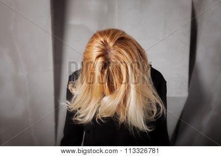 Beautiful Healthy Blond Hair