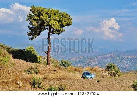 Traveling by car in Turkey