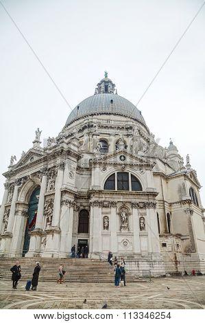 Basilica Di Santa Maria Della Salute