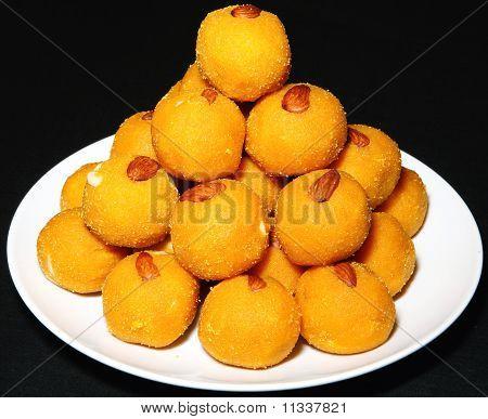 diwali sweet laddoo