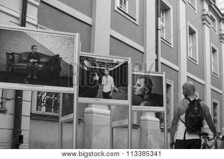 art open exhibition in Poznan