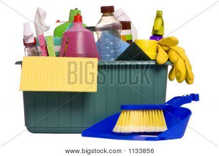Fontes de limpeza 4