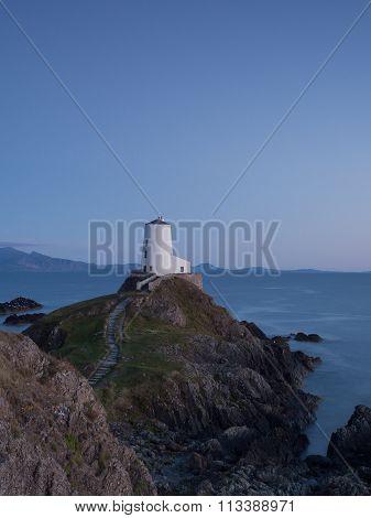 Llandwwyn Lighthouse - Anglesey