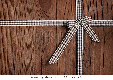 Holiday Wooden Background