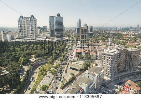 Zincirlikuyu, Istanbul, Turkey