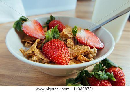 Strawberry Cereal Closer