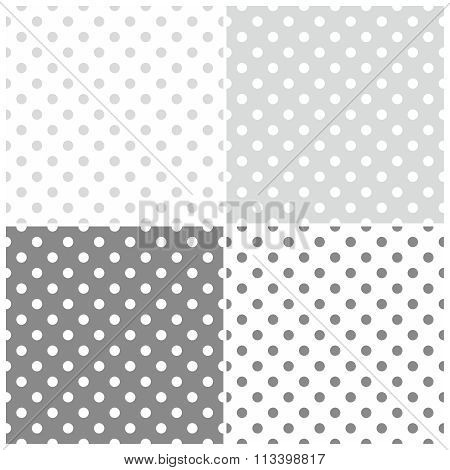 Tile vector white and grey pattern