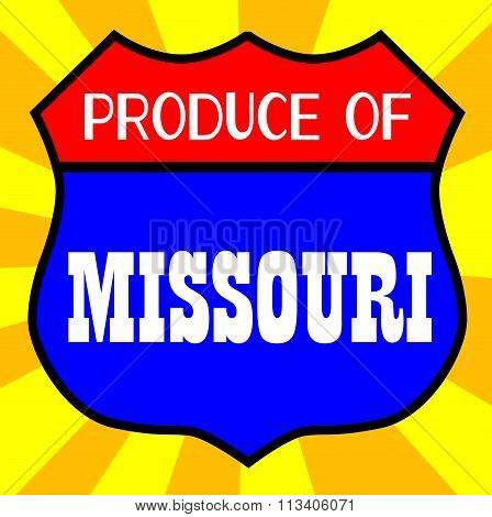 Produce Of Missouri