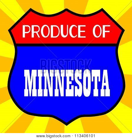 Produce Of Minnesota
