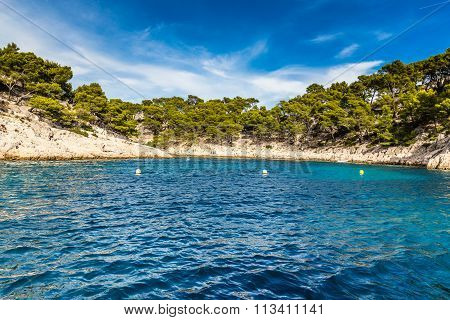 Calanque - Sheltered Inlet Near Cassis, France