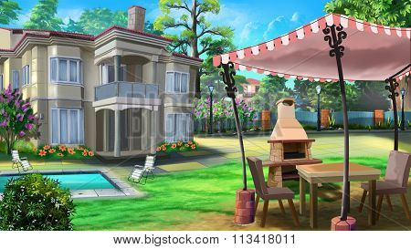 Vacation home, private house, villa