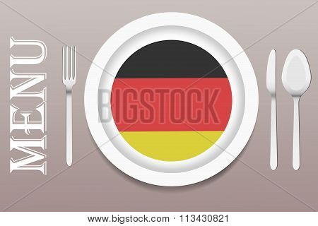 Ready For Serving German Cuisine
