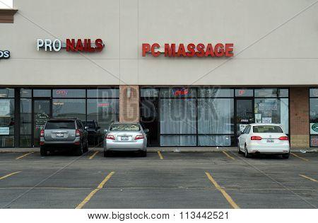 Pro Nails and PC Massage