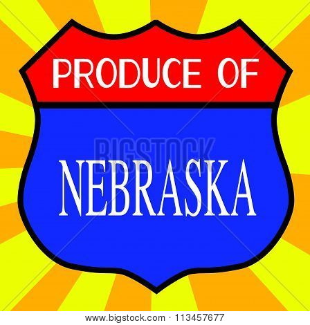 Produce Of Nebraska