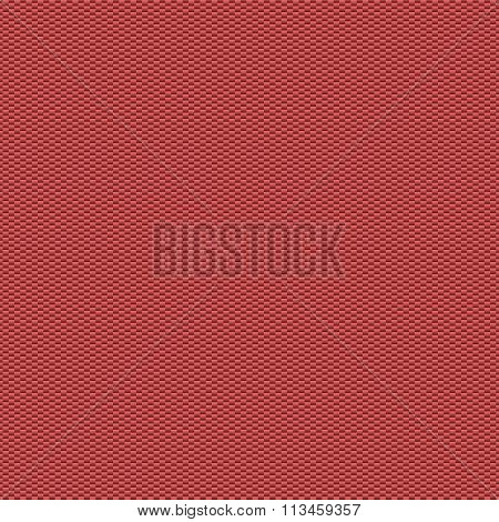 Red seamless texture, vector background